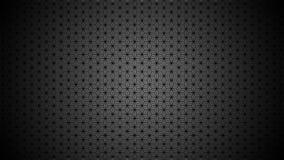 形成立方体,星,六角形的抽象样式表面 免版税库存照片