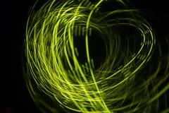 形成线路的抽象背景黑暗的eps10覆盖模式空间担任主角文本波浪您 长的曝光光背景 免版税库存图片