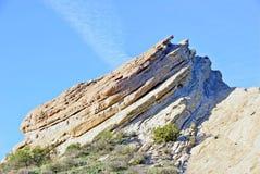 形成自然岩石 免版税库存图片