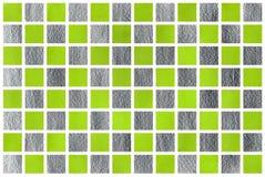 水彩几何样式 免版税库存图片
