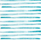 水彩手画刷子冲程,线,横幅 背景查出的白色 免版税库存照片