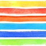 水彩抽象样式 免版税库存图片