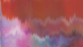 水彩抽象背景构造五颜六色的绘画 免版税库存照片