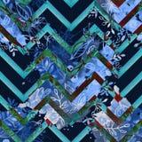 水彩无缝的样式 水彩无缝的明亮的backgrou 库存图片