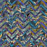 水彩无缝的样式 水彩无缝的明亮的backgrou 库存照片