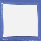 水彩框架 向量 免版税库存照片
