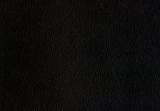 黑水彩纸纹理 免版税库存图片