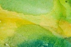 水彩纹理 库存图片
