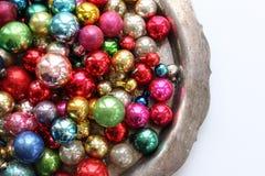 彩虹圣诞节 免版税库存图片