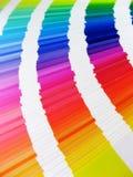 彩虹打碎了 免版税库存图片