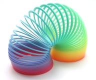 彩虹玩具 免版税库存图片