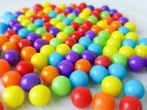 彩虹糖果 库存图片