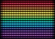 彩虹背景 免版税图库摄影