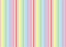 彩虹镶边墙纸 免版税库存照片