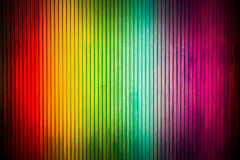 彩虹难看的东西纹理 库存照片