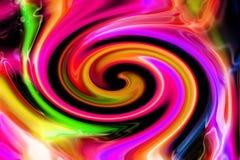 彩虹颜色背景 库存图片