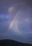 彩虹,蒂瓦特,黑山 免版税库存照片