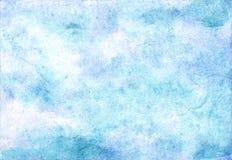 水彩轻的背景 图库摄影