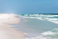 彭萨科拉海滩佛罗里达 库存图片