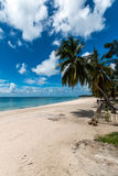 彭巴天堂海滩,北部莫桑比克 免版税库存照片