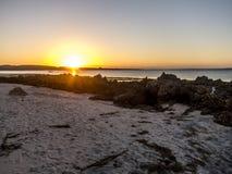 彭巴天堂海滩,北部莫桑比克 免版税库存图片