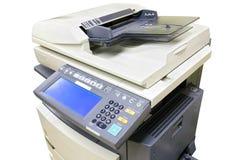 影印机办公室 免版税图库摄影