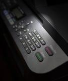影印机键盘01 图库摄影