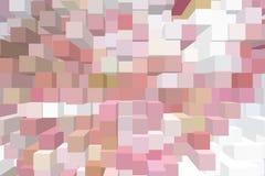 影响抽象背景形状  免版税库存照片