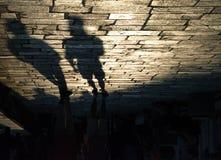 影子 免版税库存图片