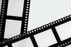 影片主街上 免版税库存图片