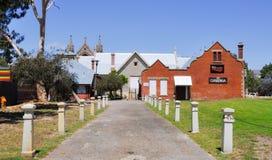 影片和电视学院:Fremantle,西澳州 免版税库存照片