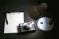 影片照片照相机 免版税图库摄影