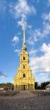 彼得和保罗大教堂 免版税库存照片