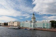 彼得斯堡俄国st 库存照片