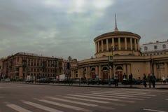 彼得斯堡圣徒 图库摄影