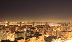 彼得斯堡夜 库存图片