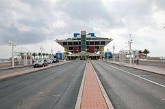 彼得斯堡码头st 免版税库存图片