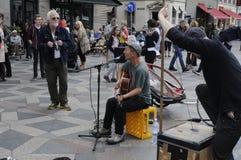 彼得琼斯英国歌手和音乐家 免版税库存图片