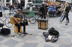 彼得琼斯英国歌手和音乐家 免版税库存照片