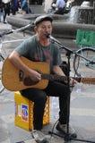 彼得琼斯英国歌手和音乐家 免版税图库摄影