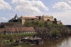 彼得罗瓦拉丁Frotress在诺维萨德,塞尔维亚 免版税库存照片