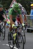 彼得萨根2015年环法自行车赛 库存图片