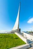 征服者纪念碑空间 库存图片