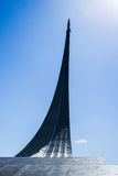 征服者纪念碑空间 免版税图库摄影