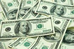 很多货币 免版税图库摄影