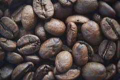 很多coffe豆 免版税库存照片