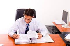 律师年轻人 免版税库存照片