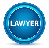 律师眼珠蓝色圆的按钮 皇族释放例证