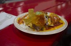 得克萨斯口味  免版税库存图片