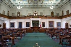 得克萨斯国会大厦参议院  库存照片